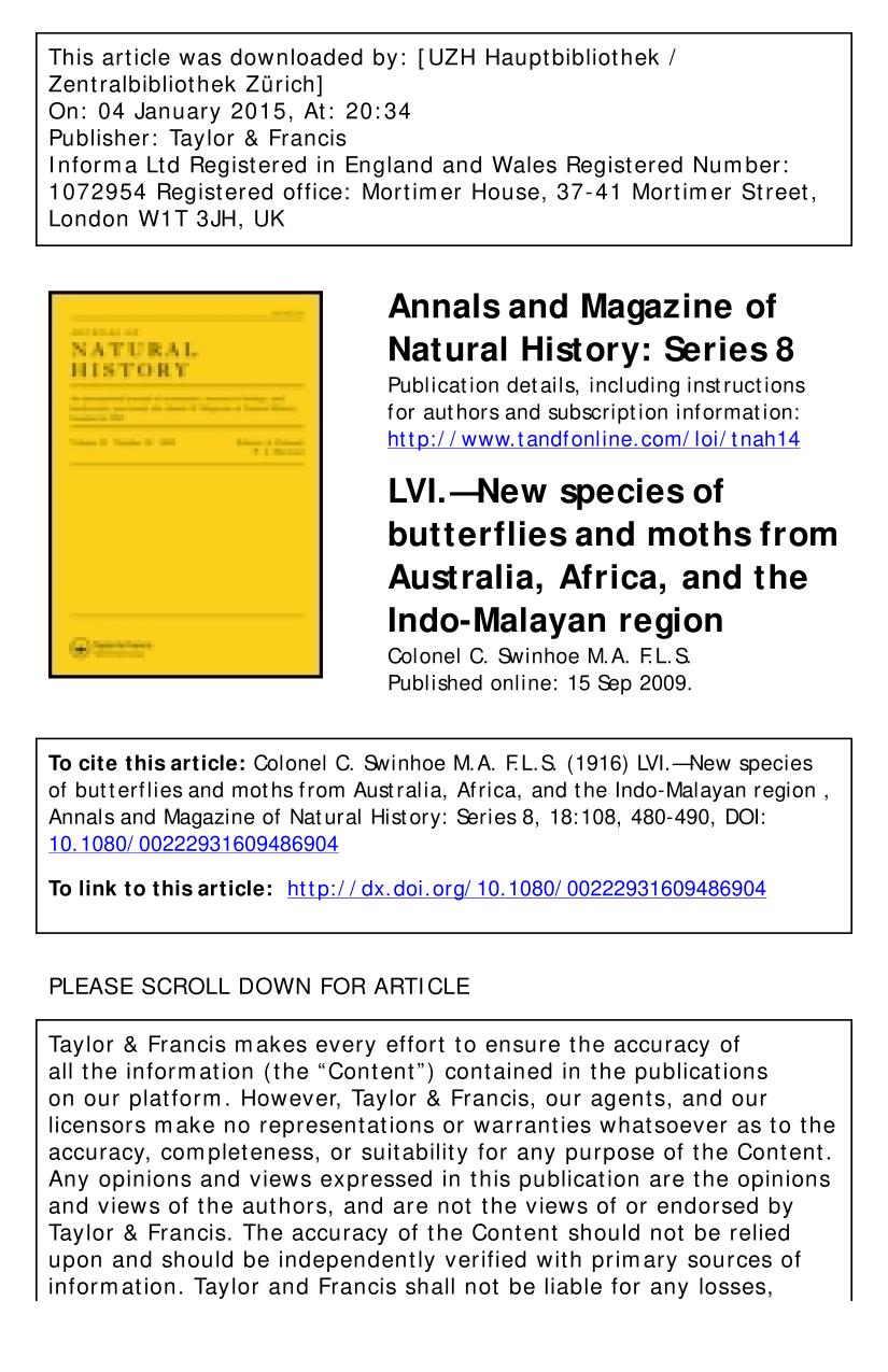 Book cover LVI.—