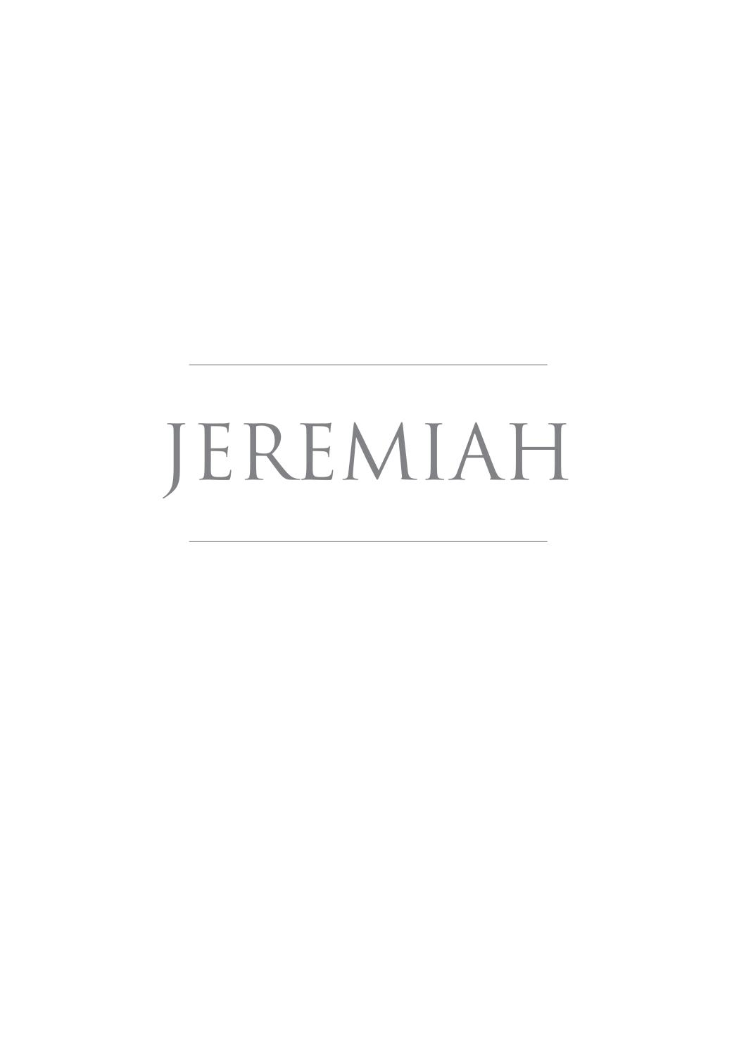 Book cover Smyth & Helwys Bible Commentary: Jeremiah