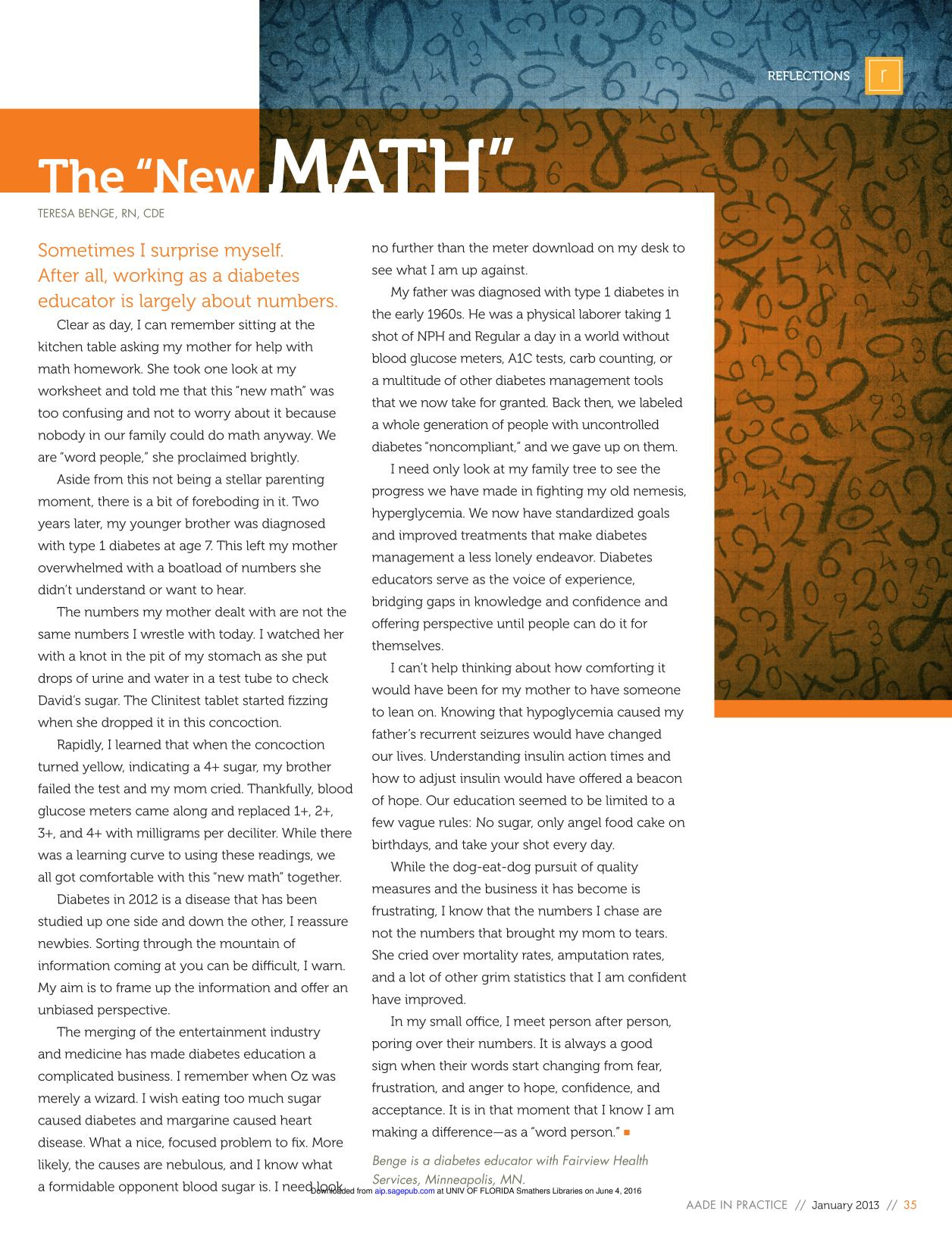 "Book cover The ""New Math"""