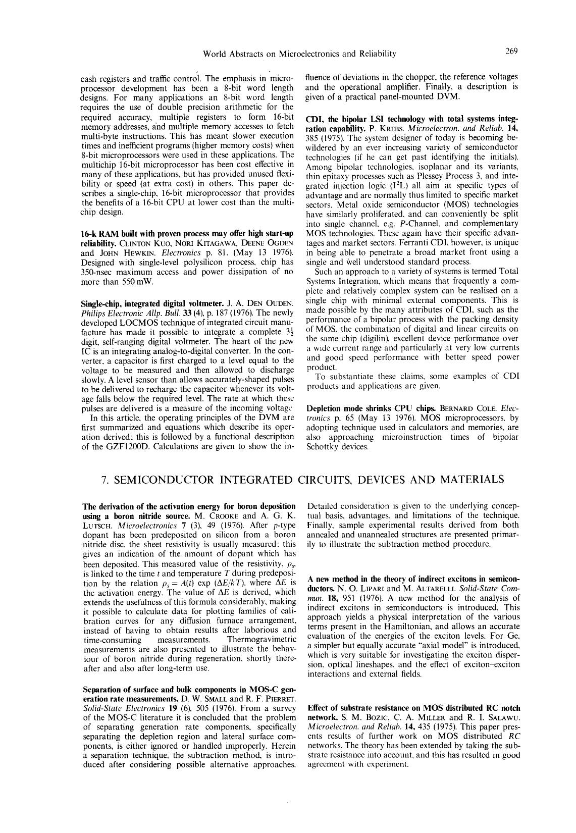 Обложка книги 16-k RAM built with proven process may offer high start-up reliability : Clinton Kuo, Nori Kitagawa, Deene Ogden and John Hewkin. Electronics p. 81. (May 13 1976)