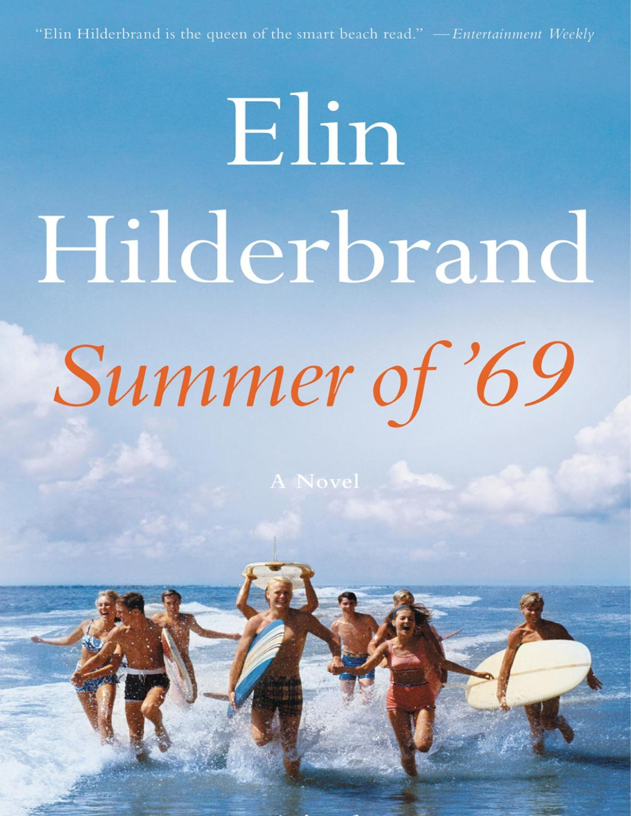 Book cover Summer of '69