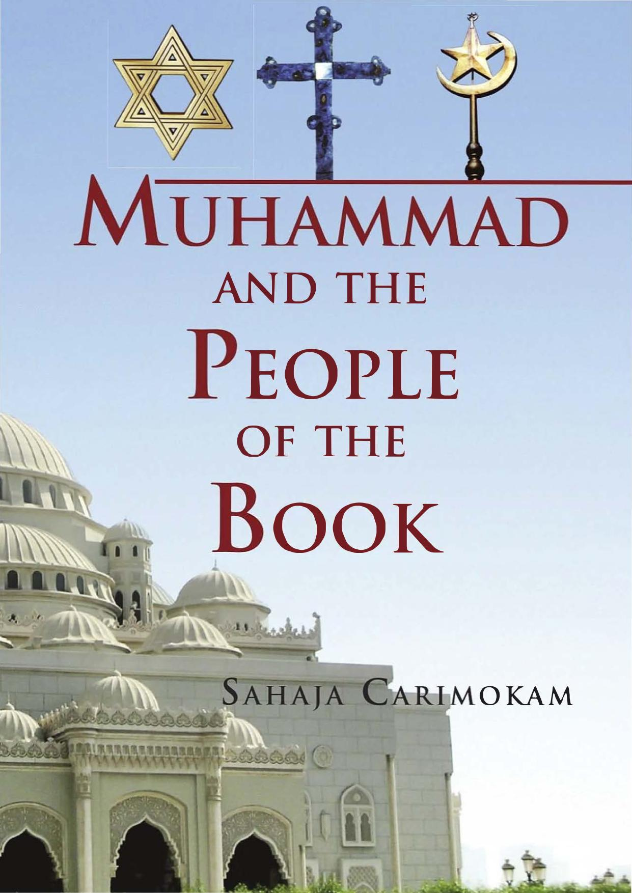 Book cover Muhammad and the People of the Book